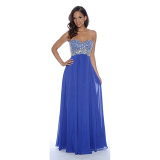 Decode 1.8 Strapless Gown with Beaded Bodice (More options available)