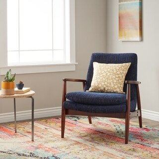 Palm Canyon Frankie Retro Chair Sapphire Navy