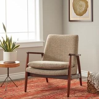 Frankie Retro Chair Mineral Tweed