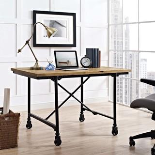 Raise Wood Office Desk