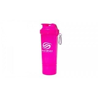 SmartShake Pink Slim Shaker Cup