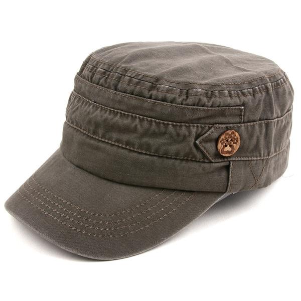 i-Smalls Men/'s Summer Cotton Engineers Cadet Cap Hat