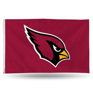 Arizona Cardinals NFL 5 Foot Banner Flag