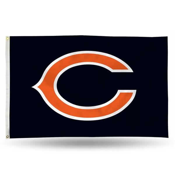 Chicago Bears NFL 5 Foot Banner Flag