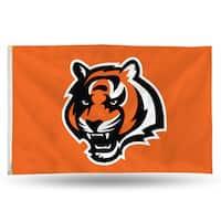 Cincinnati Bengals NFL 5 Foot Banner Flag