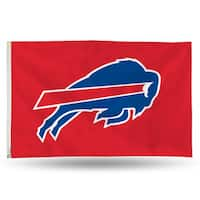 Buffalo Bills NFL 5 Foot Banner Flag