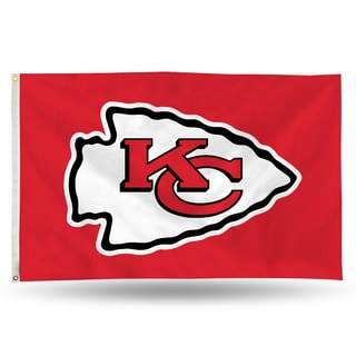 Kansas City Chiefs NFL 5 Foot Banner Flag