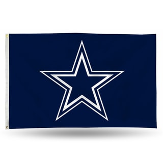 Dallas Cowboys NFL 5 Foot Banner Flag