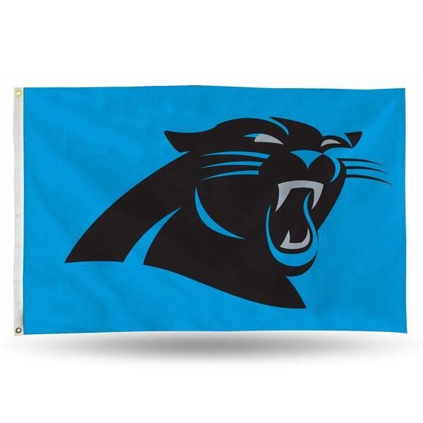 Carolina Panthers NFL 5 Foot Banner Flag