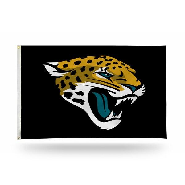 Jacksonville Jaguars NFL 5 Foot Banner Flag