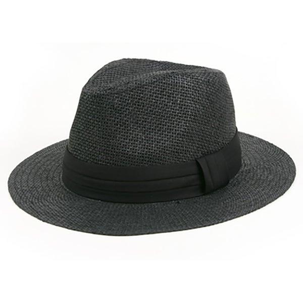 f62d5cbef832b2 Buy Top Rated - Black Men's Hats Online at Overstock | Our Best Hats Deals