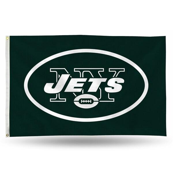 New York Jets NFL 5 Foot Banner Flag