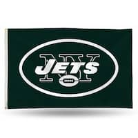 New York Jets NFL 5 Foot Banner Flag