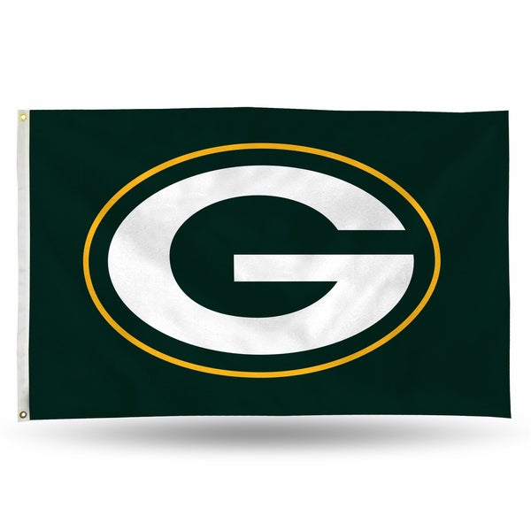 Green Bay Packers NFL 5 Foot Banner Flag