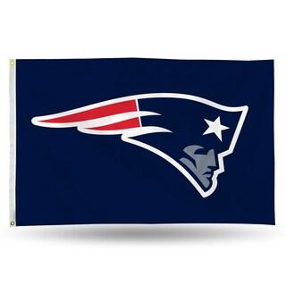 New England Patriots NFL 5 Foot Banner Flag