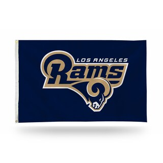 Los Angeles Rams NFL 5 Foot Banner Flag
