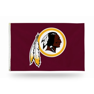 Washington Redskins NFL 5 Foot Banner Flag