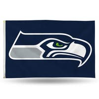 Seattle Seahawks NFL 5 Foot Banner Flag