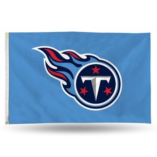 Tennessee Titans NFL 5 Foot Banner Flag