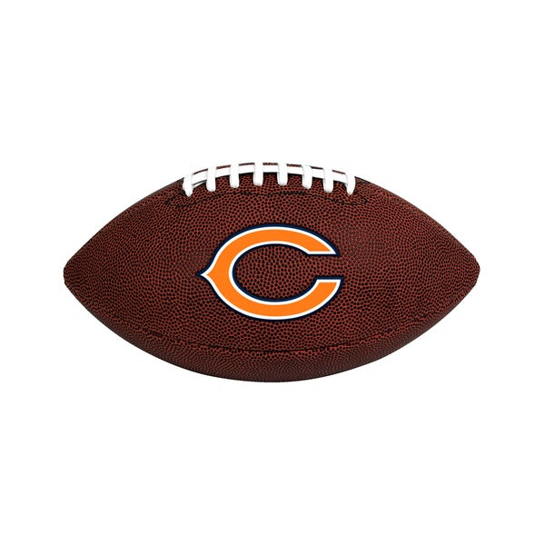 Chicago Bears NFL Official Size Game Time Football