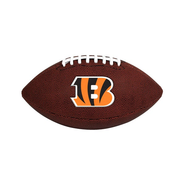 Cincinnati Bengals NFL Official Size Game Time Football