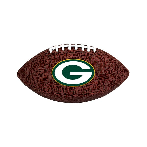 Green Bay Packers NFL Official Size Game Time Football