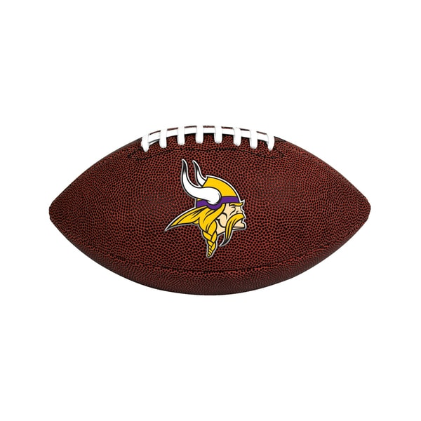 Minnesota Vikings NFL Official Size Game Time Football