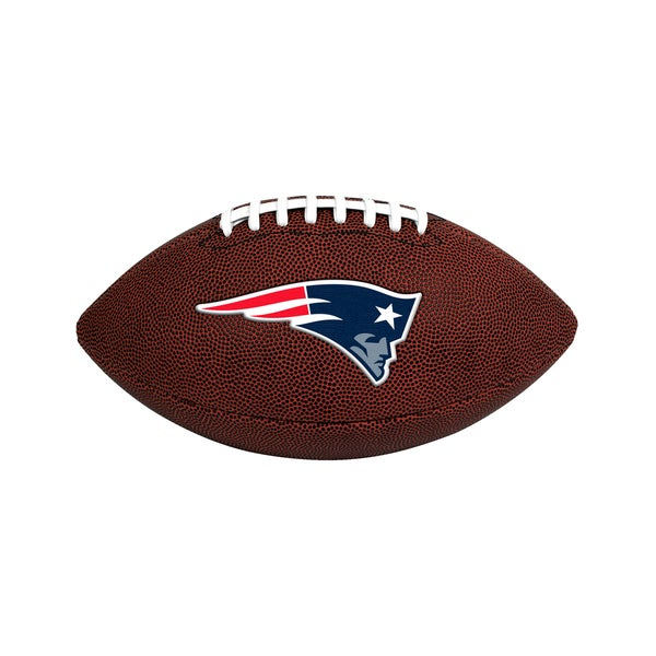 NE Patriots NFL Official Size Game Time Football
