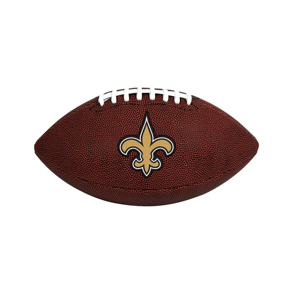 New Orleans Saints NFL Official Size Game Time Football