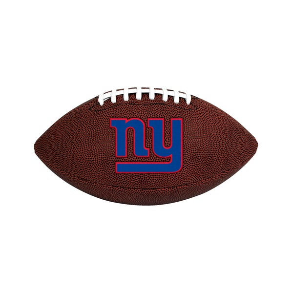 New York Giants NFL Official Size Game Time Football