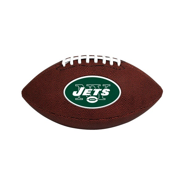New York Jets NFL Official Size Game Time Football