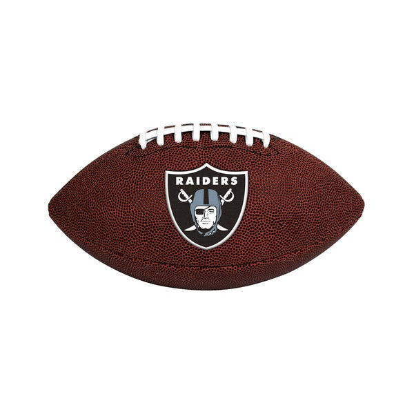 Oakland Raiders NFL Official Size Game Time Football