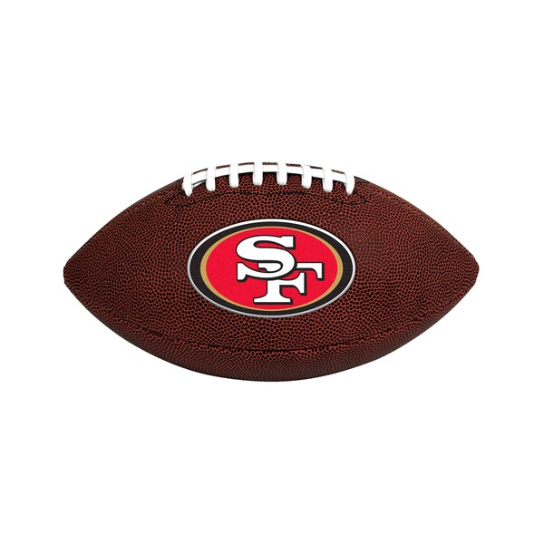 San Francisco 49ers NFL Official Size Football