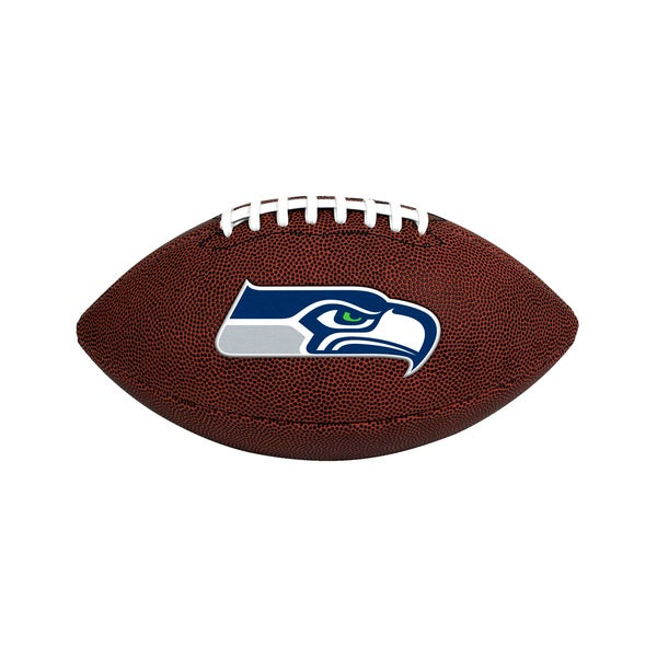 Seattle Seahawks NFL Official Size Game Time Football