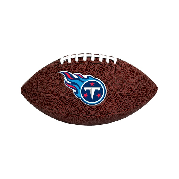 Tennessee Titans NFL Official Size Game Time Football