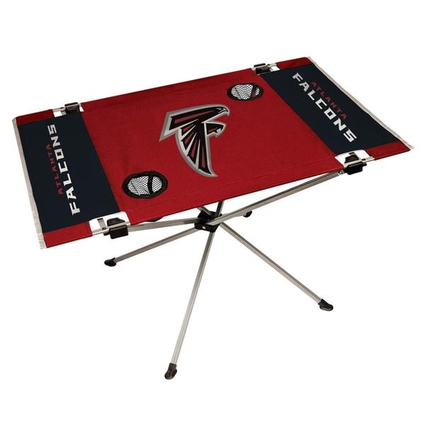 Atlanta Falcons NFL End Zone Tailgate Table