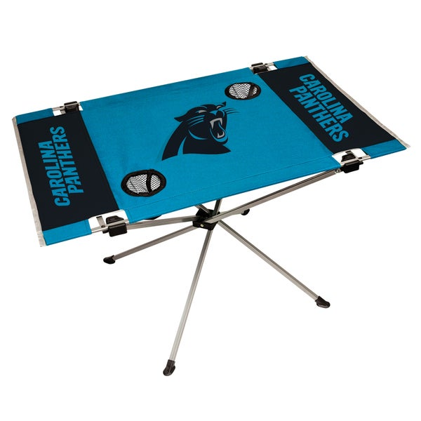 Carolina Panthers NFL End Zone Tailgate Table
