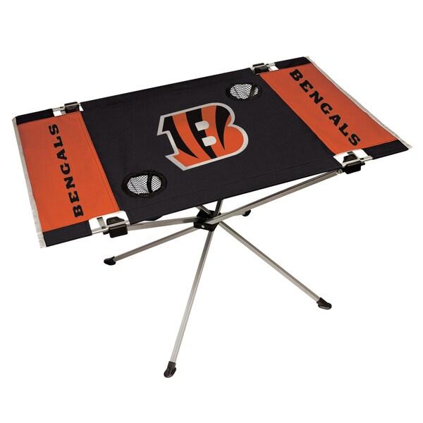 Cincinnati Bengals NFL End Zone Tailgate Table