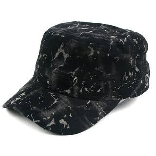 Pop Fashionwear Unisex Marble Painted Look Cadet Hat https://ak1.ostkcdn.com/images/products/16072092/P22457923.jpg?impolicy=medium