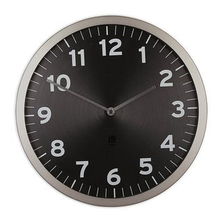 Umbra Anytime Clock 12-1/2 Inches