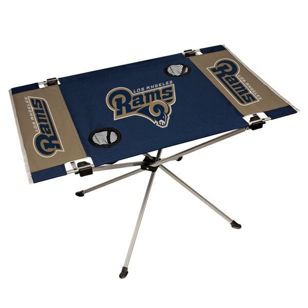 LA Rams NFL End Zone Tailgate Table