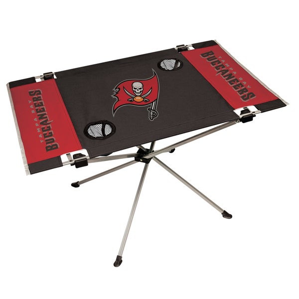 Tampa Bay Buccaneers NFL End Zone Tailgate Table
