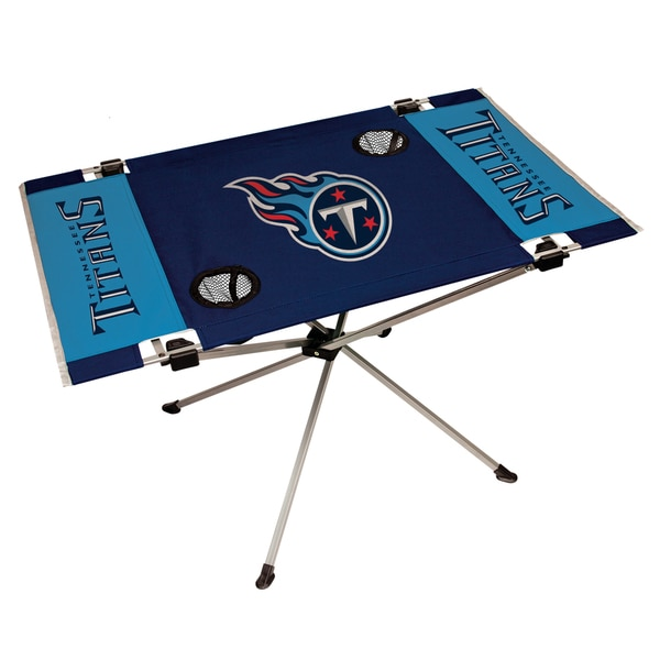Tennessee Titans NFL End Zone Tailgate Table