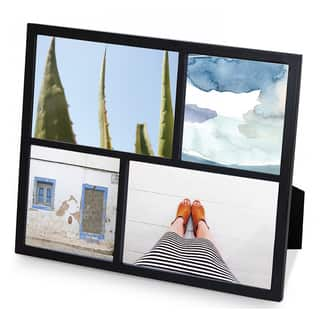 Umbra Senza Multi Picture Frame Black 1004211-040|https://ak1.ostkcdn.com/images/products/16072157/P22457991.jpg?impolicy=medium