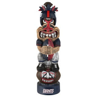 New York Giants NFL Tiki Totem