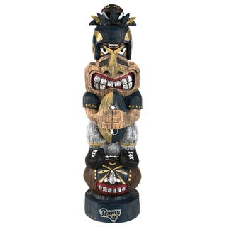 Los Angeles Rams NFL Tiki Totem (Option: Los Angeles Rams)|https://ak1.ostkcdn.com/images/products/16072242/P22458590.jpg?impolicy=medium