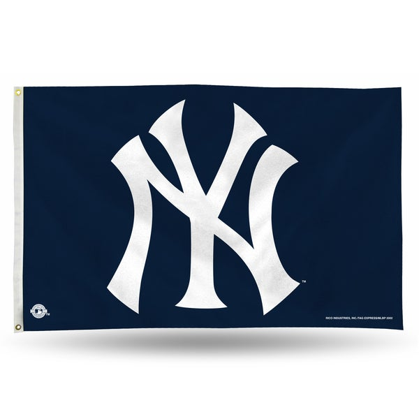 New York Yankees MLB 5 Foot Banner Flag