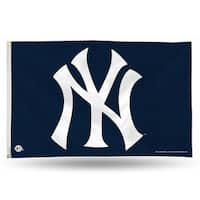 New York Yankees MLB 5 Foot Banner Flag