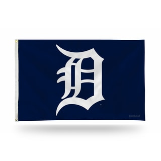 Detroit Tigers MLB 5 Foot Banner Flag