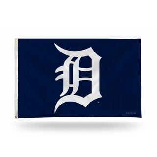 Detroit Tigers MLB 5 Foot Banner Flag